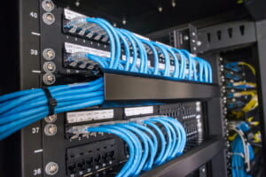 ネットワークの構築に使われるパッチパネルに関する基礎知識
