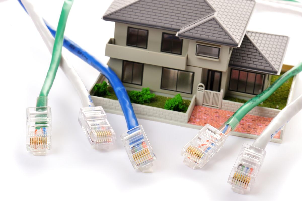 戸建て住宅での光回線工事で押さえておくべき基礎知識