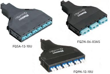 SFQ シリーズ MPO光ファイバーカセット