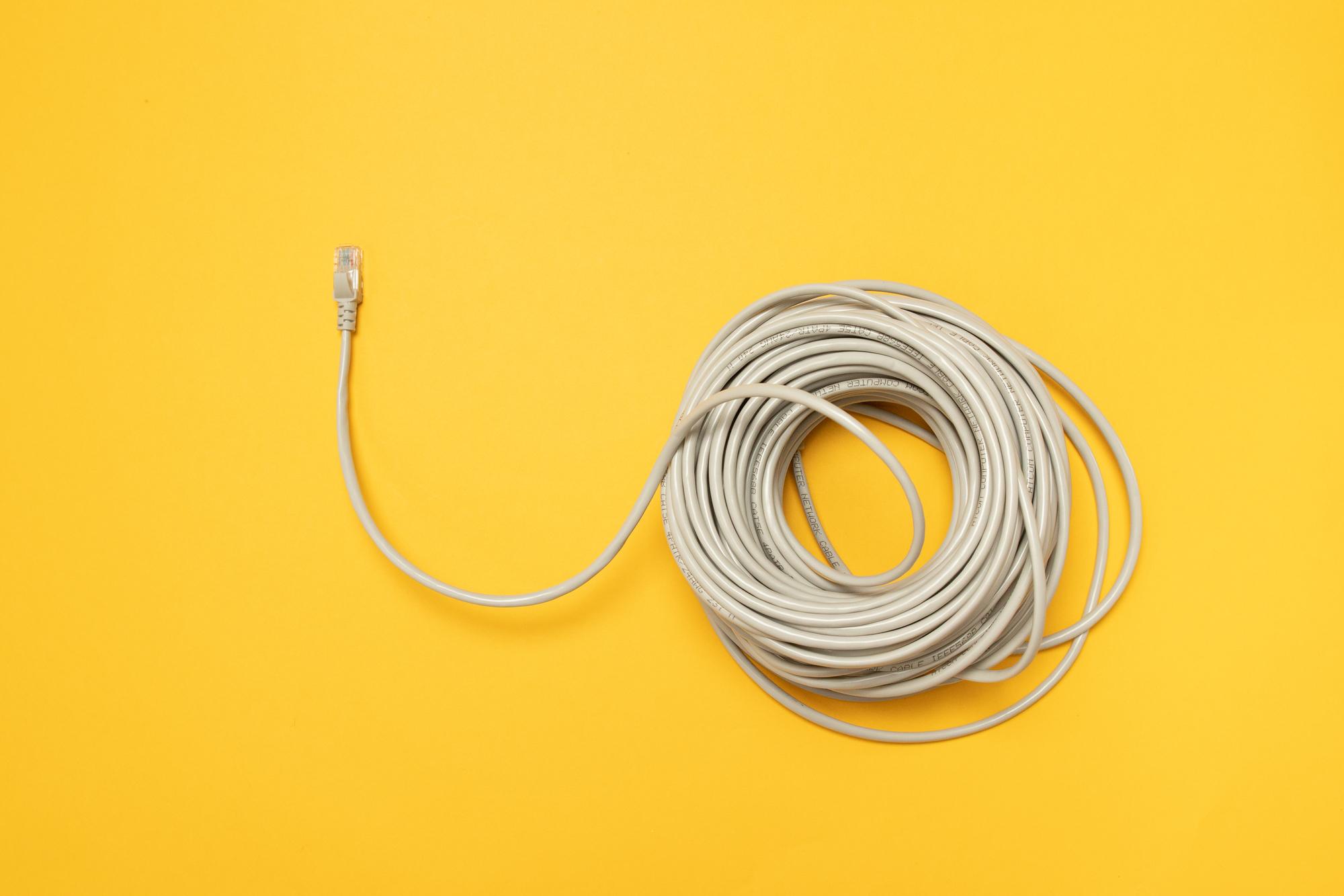 購入する前にチェックしよう!シーンごとLANケーブルのおすすめの長さ