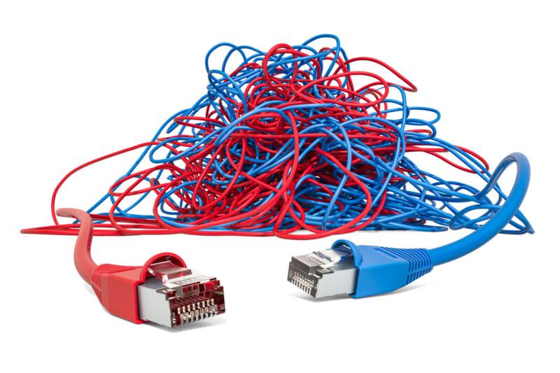 自宅のLANケーブルの配線をやってみよう!手順・コツを紹介