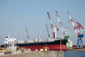 過酷な「船舶・造船施設」でのネットワーク構成ソリューション