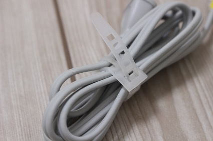 電源コード同士の結束は危険?