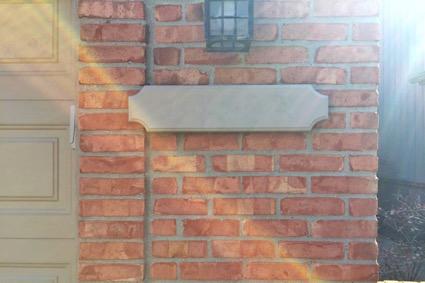 屋外向けのネームプレート素材5種類・不向きな素材3種類の特徴を紹介