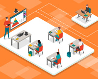 Hyflex Classroom